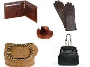 Leather Fashion Accessories