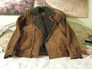 suede leather jacket care tips