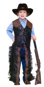 kids leather outfits