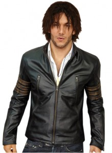Leather Jacket Gift for Men