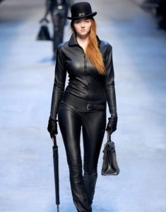 Leather Jumpsuits  How To Choose A Rocking One