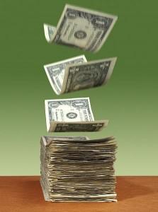 over-spending