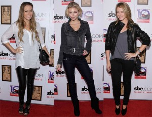 perfect red carpet leather styles