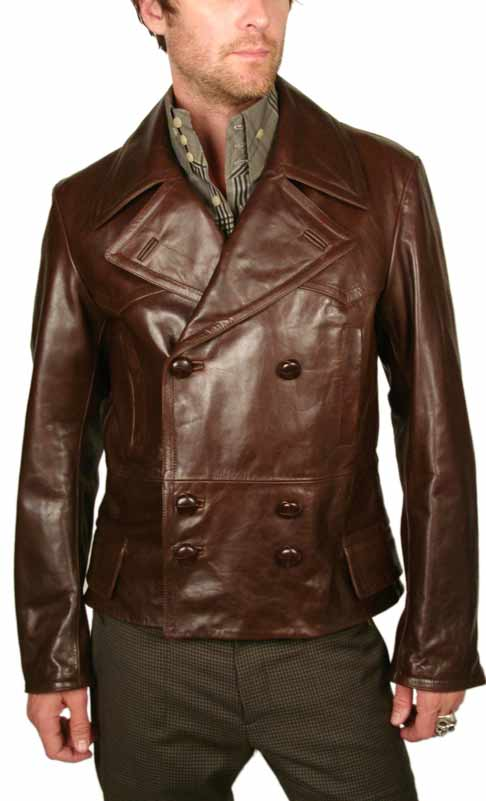 Leather Jacket for valentine day