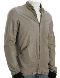 Luxurious Lamb Leather Fathers Day Jacket :  fathers day collections fathers day gift gift for dad leather jackets