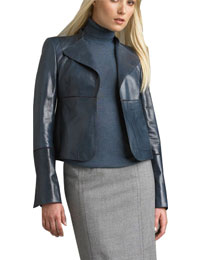 Remi Leather Jacket :  women jacket leather long jacket women jacket collection leather jackets for women