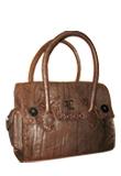 Womens Attractive Leather Handbag