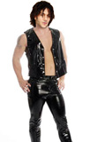 Buy Cheap Swanky PVC Leather Vest and Pants