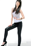 Skinny PVC Pants | PVC Pants Women