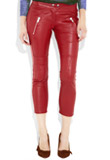 Captivating Tight Leather Pants | Celebrity Style Leather Pants