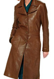 Cheap Lambskin Leather Coat