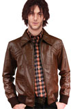 Christmas Leather Jacket | Leather Jackets for Men