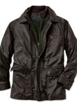 Classic Christmas Leather Jacket | Mens Leather Jackets