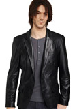 Exceptionally Stylish Leather Blazer