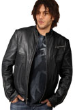 Designer Leather Jacket for Men | Lambskin Leather Jacket