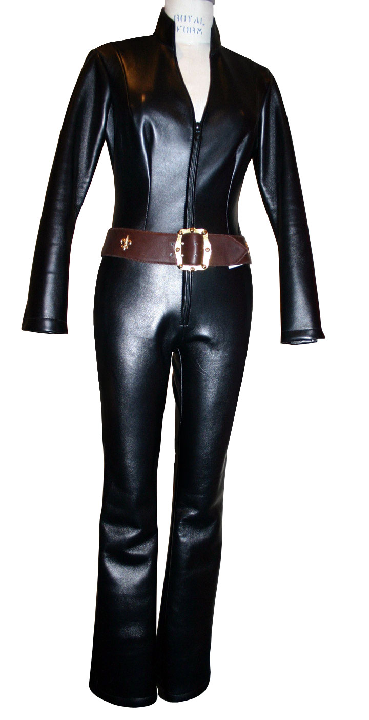 Find womens leather jumpsuit at ShopStyle. Shop the latest collection of womens leather jumpsuit from the most popular stores - all in one place.