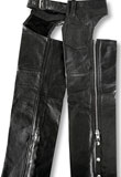 Smart Zipper Kids Leather Chap | Leather chaps for Boys & Girls