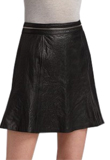 Voguish Leather Skirt | Leather Skirts for Kids