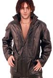 Casual Stylish Leather Jacket