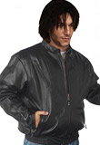 Voguish Easter Leather Jacket | Men clothing