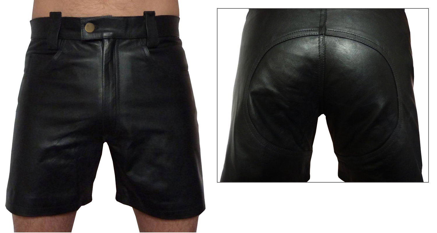 Free shipping BOTH ways on leather shorts clothing, from our vast selection of styles. Fast delivery, and 24/7/ real-person service with a smile. Click or call