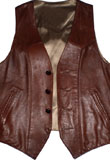 Easter Leather Vest | Mens Leather Vests