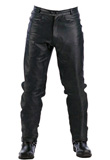 Trendily Tailored Leather Pants | Leather Pants for Men