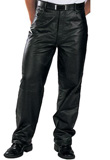 Stylishly Created Leather Pants | Leather Pants For Men