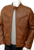 Stylish Leather Jacket | New Year Party Jackets