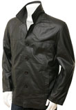 Standard Fit New Year Jacket | Mens Leather Jacket for New Year