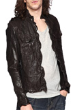 Trendy Leather Jacket | International Youth Day 2010 Collection