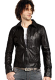 Leather Jacket for International Youth Day | Mens Leather Jackets
