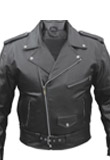 Bill Leather Biker Jackets