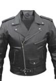 Bill Leather Biker Jackets