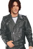 Michael Leather Biker Jackets