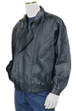 Genuine Bomber Leather Jacket for Men