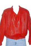 One-off Bulky Leather Jacket | Valentine Day Collection