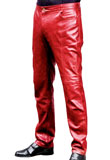 Fashionable Formal Leather Pants | Valentine Collection