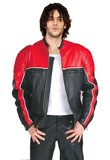 Shop Voguish Valentines Day Leather Jacket online