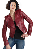Gorgeous & Super Stylish Valentines Day Leather Jacket
