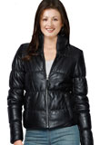 Christmas Leather Jacket | Womens Leather Jackets