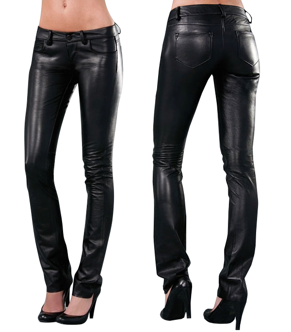 Model On Leather Skinny Pants Online ShoppingBuy Low Price Leather Skinny