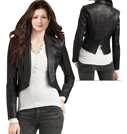 Buy Online Stylish Leather Outfits for Men and Women only at