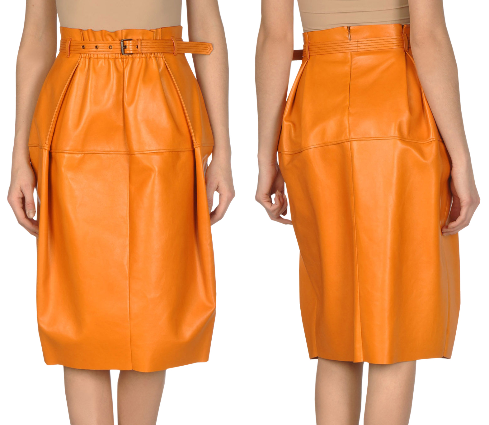 comfortable summer leather skirt womens leather skirts
