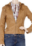 Fashionable Spring Leather Jacket   Spring Clothes