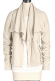 Alluring Asymmetrical Leather Jacket | Thanksgiving Day Gifts for Women