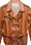 Double Breasted Leather Jacket   Youth Day Leather Collection
