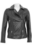 Classic Motorcycle Jacket | Braided Cruiser Leather Motorcycle Jacket
