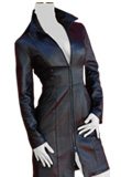 Womens-Leather-Italian-Dress| Designer-Outfit| Pants Jacket| Halters| Vests