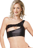 Femina Leather Halter
